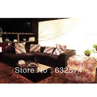 changeable combination cozy European-style shades with simple sofa bed sofa cushion lazy sit  changeable bed sofa