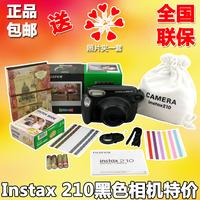 Fuji polaroid an imaging camera instax210 black wide camera