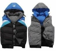 New Excellent Fashion Winter Warm Men Vest,NK Brand Sport Vest For Man,Free Shipping