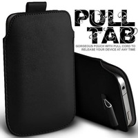 1PCS,For Lenovo A820 P770 A800 S750 S720 A760 A630 4.5 Inch Case PU Leather Sleeve Bag Pull Tab Pouch Case Cover,13 Colors