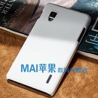 2Pcs/lot,Ultra Thin Matte Hard Plastic Case for LG Optimus G E971 E973 E975 Cases, for LG Cases Cell Phone case,Free Shipping