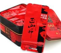 Top grade 140g Gift packing lapsang souchong black tea Keemun Chinese tea Health care China Organic Food