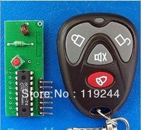 Free shipping RF ASK Wireless Receiver and transmitter module And 100m remote Control