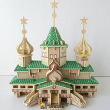 wholesale 3d puzzle building