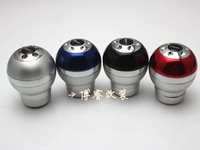 Free Shipping Specials MOMO file manually modified head / imitation racing / athletic gear stick head / metal gear head