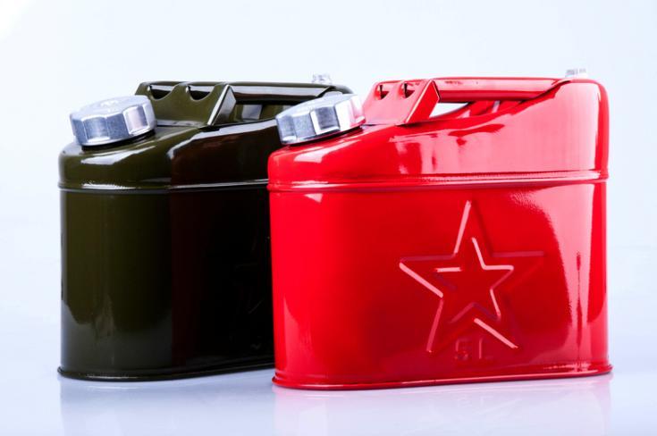 алюминиевые канистры для бензина 5 литров должен знать: инструкцию