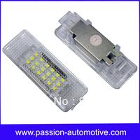 No Error E39 E53 E52 Z8 X5 1999-2006 Courtesy Side Door LED Light Xenon White for BMW