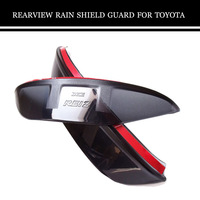 wholesales free shipping  rearview mirror rain shield for toyota rav4 alphard vigo  innova yaris highlander VEAZA