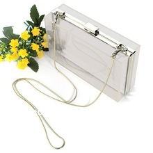 popular pvc transparent bag