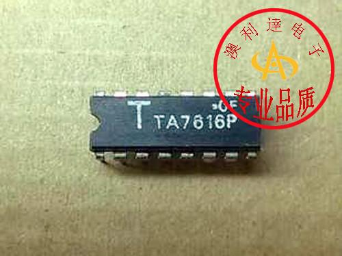 TA7616P fm-радио м-тюнером