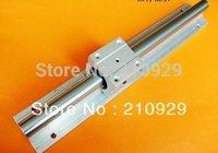 12mm Linear Guides rail bearings 1pcs SBR12 L750 + 1pcs SBR12UU Block