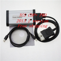 2pcs/dhl cdp+Power adapter (TCS CDP PRO) an extensive database with a very good coverage for the vehicle brands