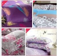 Home textile pillowcases twill print envelope-type cotton pillow case pillowcase pillow cover wholesale retail free shipping