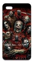 SLIPKNOT Heavy Alternative Metal Rap-Metal Metal Hard Rock Plastic Case for iPhone 4 4G 4S 5 5G 5S 5C