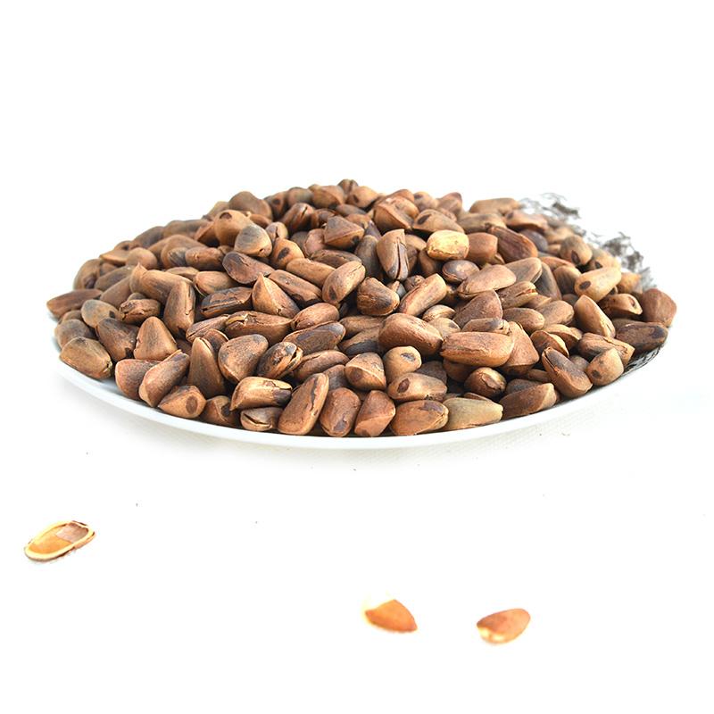 Changbai mountain wild nuts pine nut pine nuts original handmade red pignolia(China (Mainland))