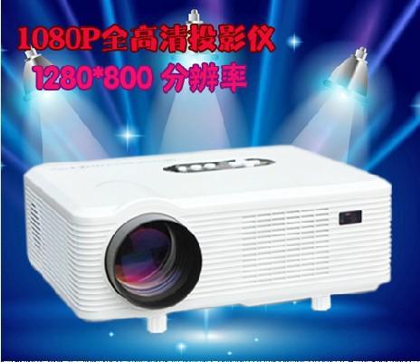 Проектор Cheerlux IMAX 3D 2D 3D 200/1280 * 800 HD 1080P 3D CL720 stenders 3d 200