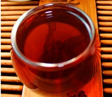 The real 1990 year More than 20 years old pu er tea health care Puer tea