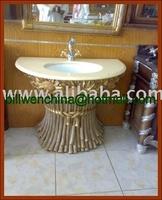 maroo_1_furniture resin classical Bathroom Vanities wash basins sink Factory mid-east sytle Dubai Jiddah Iran Iraq Israel