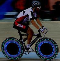 Free shipping mcu kit electronic pov DIY digital neon stick digital LED double sided Hot Wheels wheel lights Bike lights