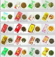 100g10 Kinds Flavors 10 packs Chinese tea -Tieguanyin/ Dahongpao /Ginseng Wulong /Jasmine/ Black/white/ Ripe puer/Raw Puer tea
