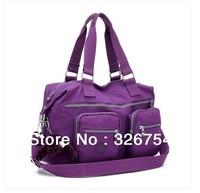 New Business Messenger bag handbag shoulder bag leisure bag waterproof nylon bag washed