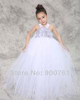 New 2014 girl dress,girl party dress,Gray baby dress ,baby girl party wear dress ,flower girl dress for wedding