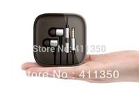 New XIAOMI Piston Earphone Headphone Headset with Remote Mic for MI2 MI2S MI2A Mi1S M1 Phones Free Shipping