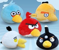 The new birthday gift 50cm birds plush toy, 6colors kids toy best gift Plush animal baby toys