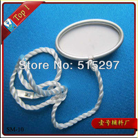(MST-10) Free shipping High Quality Metal seal tag for garments garment metal seal tag