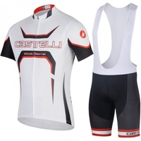 2014 New Castelli Men camisa maillot cycling bib Short jersey ropa de ciclismo maillot clothing bicicletas Bike Bicycle Clothes
