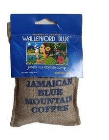 Blue Label Wo Lunfen Jamaican Blue Mountain Coffee 8 oz