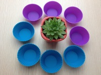 Small cake cup silica gel cake mould chocolate mould jelly pudding mold Small horse cup
