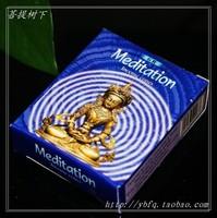 sandal incense Indian incense yoga meditation - incense cone tower incense air purification  santal