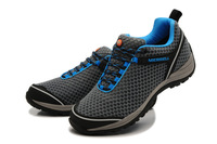 Free Shipping !~hot sell Wholesale Brand New Men Hiking Shoes sports shoes High Quality,outdoor shoes+Real Leather Waterproof