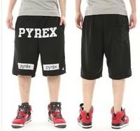 10 Pcs/lot Hot Sports breathable pyrex American hip-hop shorts right bigbang G-D  RAGON Beach basketball breechcloth