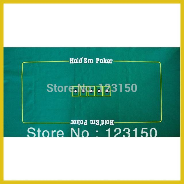 ZB-047 Non-woven fabric Texas Holdem Table Cloth, Classic Design(China (Mainland))
