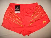 Double layer syprem quick dry breathable sports shorts athletic shorts marathon pants football pants