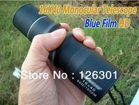 Monocular Telescope 16X40 Blue Membrane Top HD hunters optical watching travel