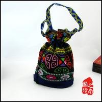 2013 handmade cross stitch embroidery small bag unique