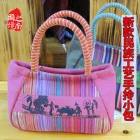 2013 unique bag cotton hemp tote bag handbag