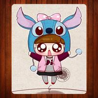 06 Lilo & Stitch Mouse Mat