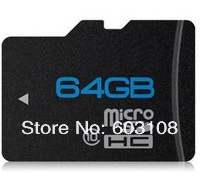TF/Micro SD Card 64GB w/ Adapter  Micro SD card 8gb 16gb 32gb 64gb class 10 Micro SDHC Memory Card TF Free SD adapter