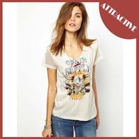 Женская футболка , Boogi , o xs/xxl mc/804 MC-804