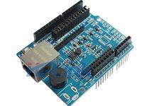 Cduino Wireless Wifi Module Shield Cduino Gameduino Uno Extension Board Serial Port Turn Wifi Module Atm32P Pcduino Robot Car