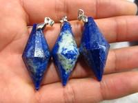 AAAA+Natural lapis lazuli pendant