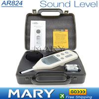 Special AR824 Digital Sound Level Meter noise level meter decibel meter 30~130dB