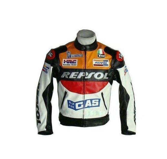 Dunham PU roupa da motocicleta automóvel de corrida , carro de serviço laranja jaqueta de motocicleta(China (Mainland))