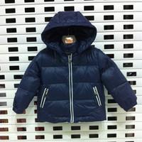 2013 baby boy clothing infant children's down coat