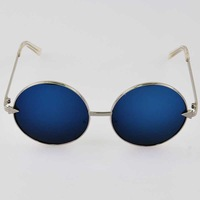 Fashion vintage star style prince mirror sunglasses sun glasses sun-shading mirror personalized sunglasses