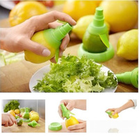 2pcs  manual Lemon Lime Orange Stem fruits sprayer lemon-squeezer  lemon juicer  kitchen tools free shipping